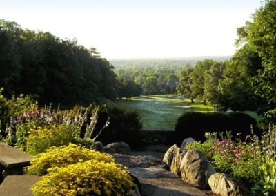 Gardens Overlooking #1 Eagle