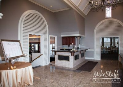 Carriage House Foyer