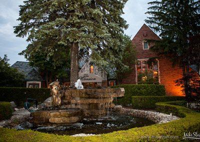 Mansion entrance 4
